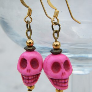 Pink Skulls!