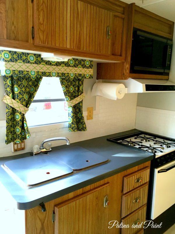 Ryan's RV Kitchen 3