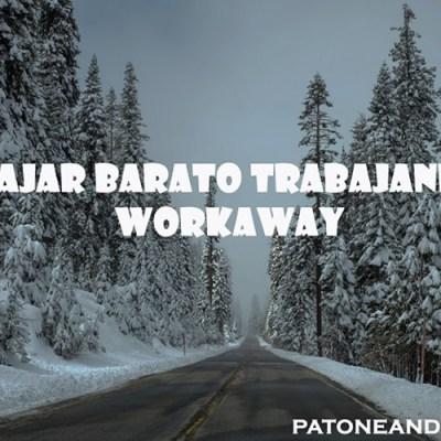 Workaway Viajar barato trabajando