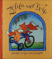 #Friendship: Zelda and Ivy #picturebookmonth #literacy #preschool