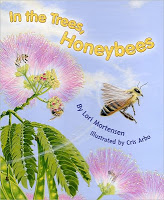 #PictureBookMonth – In the Trees, Honeybees #literacy #preschool #parenting #elemed