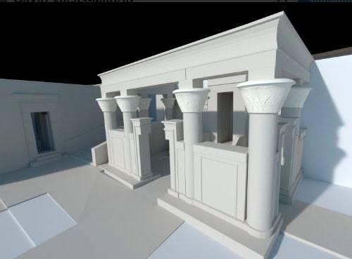 Presentación de Trabajos Final de Máster de Patrimonio Virtual