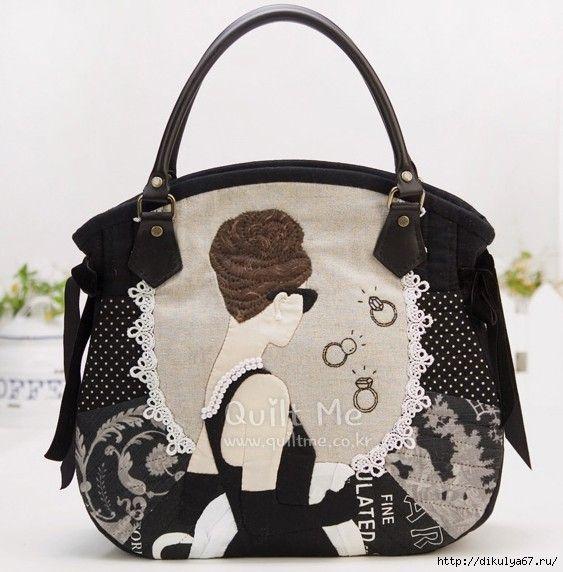Вязаные сумки своими руками фото фото 841