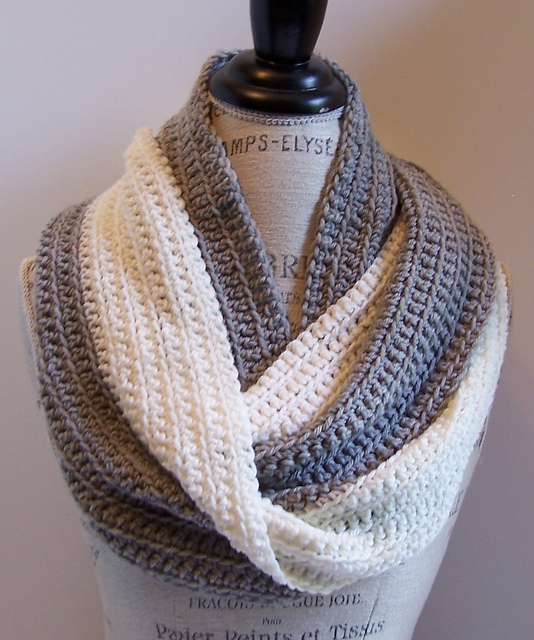 Infinity Scarves Crochet Patterns Image Collections Knitting