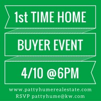 1st time home buyer event! copy