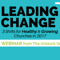 3 Shifts for Healthy & Growing Churches in 2017