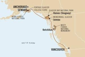 Southern Glacier Bay Discovery