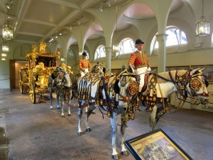 Gold State Coach @ Royal Mews