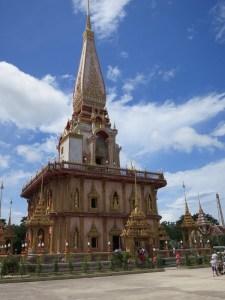 Grand Pagoda @ Wat Chalong
