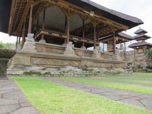 Pura Puseh, Batuan's village temple