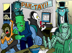 Lame Monster Party