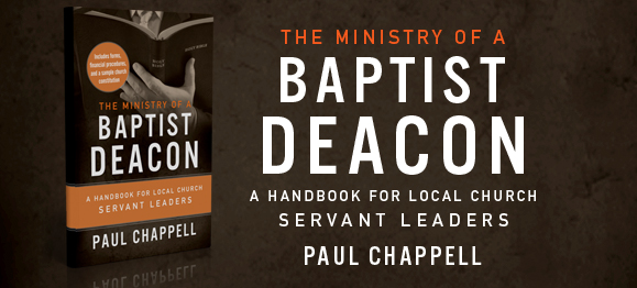 The Ministry of a Baptist Deacon book