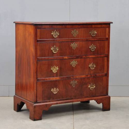 Medium Of Antique Chest Of Drawers
