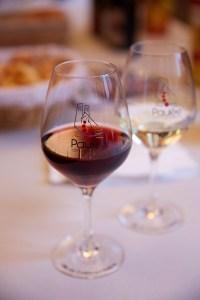 La Paulée verres de vin