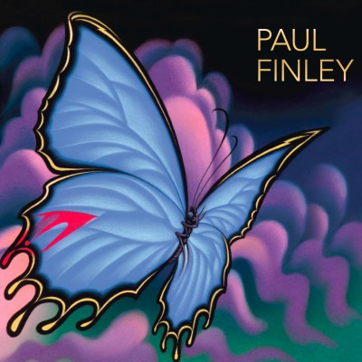 "Paul's newest CD ""The Butterfly"""