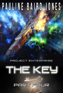 Book Cover: The Key: Part Four