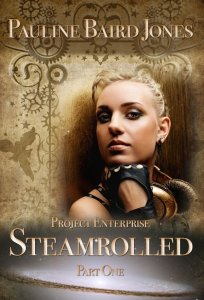 cover art for steamrolled: part one