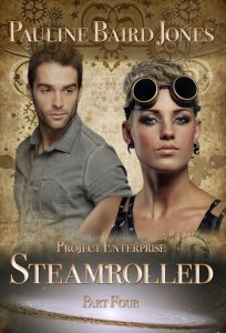 cover for steamrolled: part four