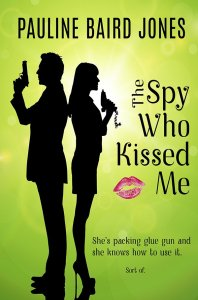 Spy Who Kissed Me cover art