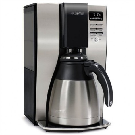 Great coffeemaker.  Especially if you never clean it.