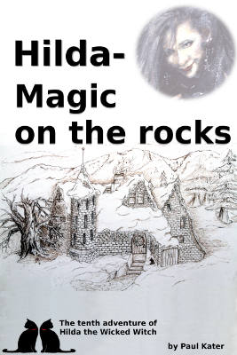 Hilda 10 Magic on the rocks