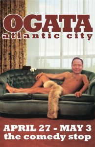Paul Ogata in Atlantic City @ The Comedy Stop | Atlantic City | New Jersey | United States
