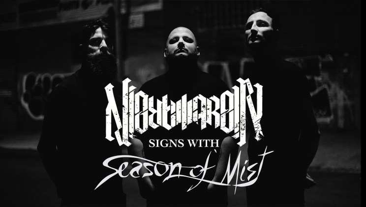 nightmarer-season-of-mist-signing-sign-records-label