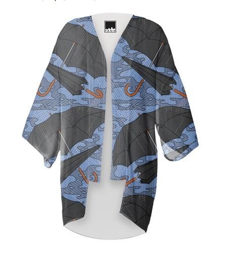 umbrella kimono