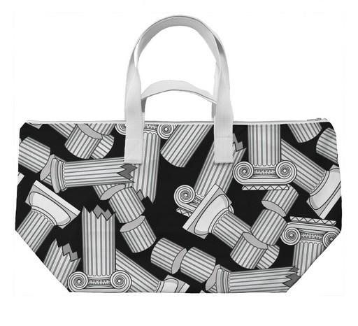column bag