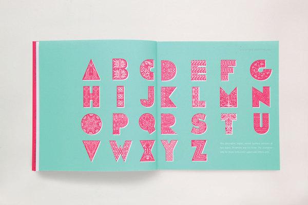 Alphabet by Agra Satria