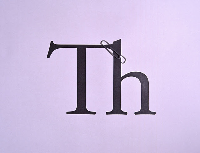 Th ligature