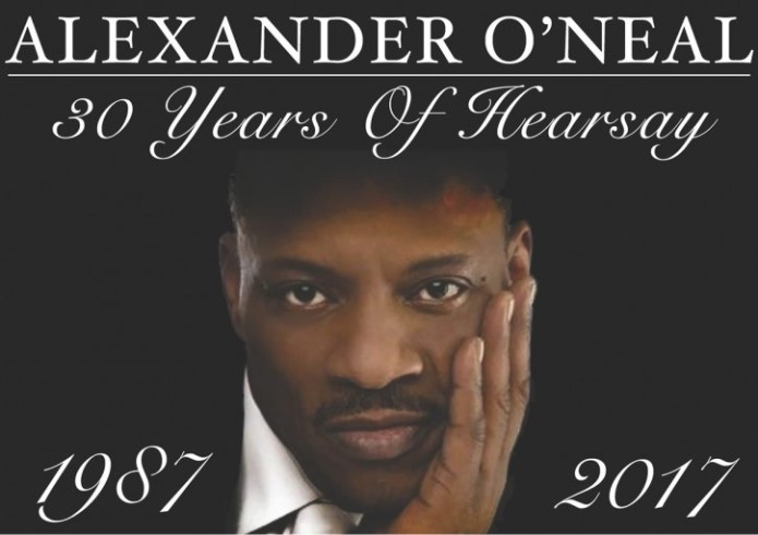 Alexander O'Neal - CLICK FOR MORE INFO!