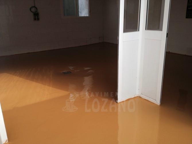 mortero seco contra acido acetico - Pavimentos Lozano