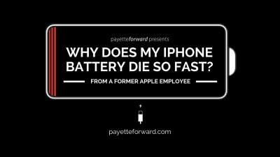 Why Does My iPhone Battery Die So Fast? Here's The Real Fix!