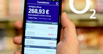O2 Germany launch mobile banking service