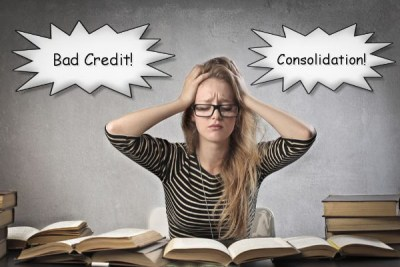 Bad Credit Student Loan Consolidation - Student Loans