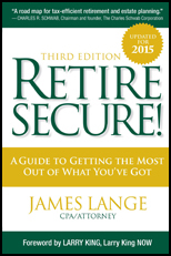 retire secure book cover
