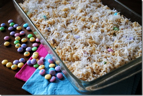 easter rice krispie treats 059