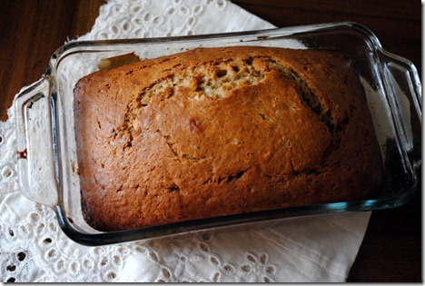 healthy banana bread 002