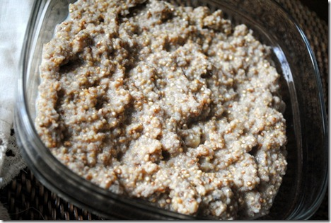 high protein breakfast quinoa 003