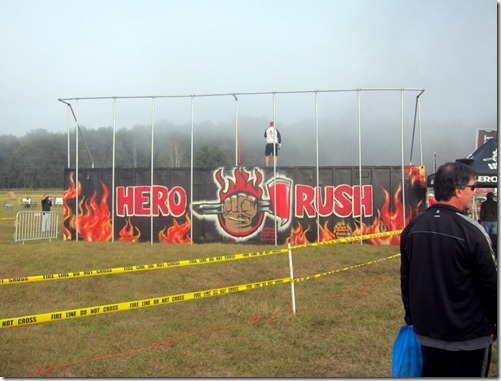 Hero Rush Obstacle Course Race