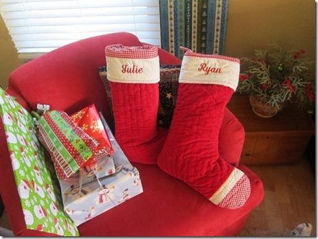 Christmas Stockings Pottery Barn
