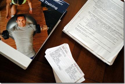 NASM study materials