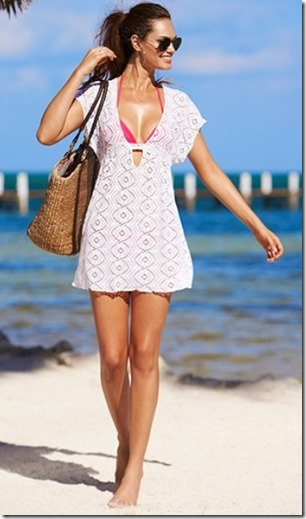 Crochet Tunic Cover Up