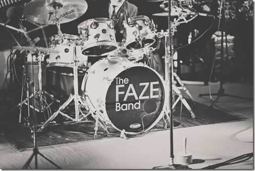 The Faze Wedding Band