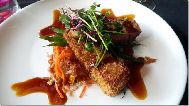5Church Crispy Tofu