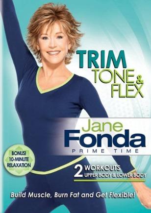 Jane Fonda DVD Workout
