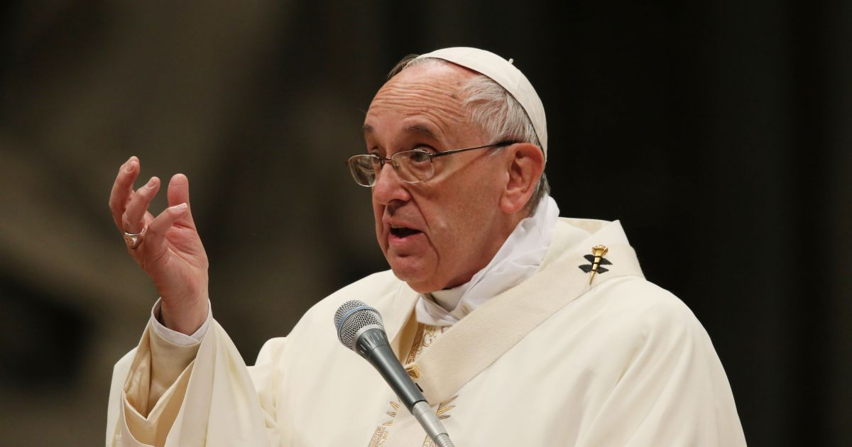 Pope Francis to Bishops: Don't Protect Abusers