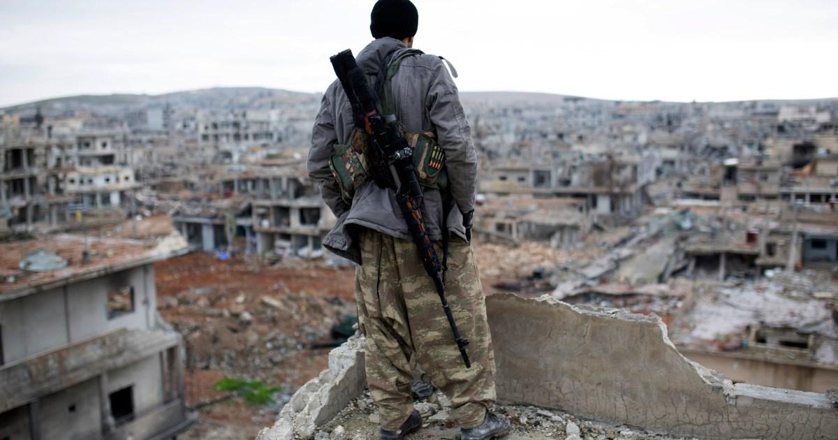 Síria e sua revolução sequestrada