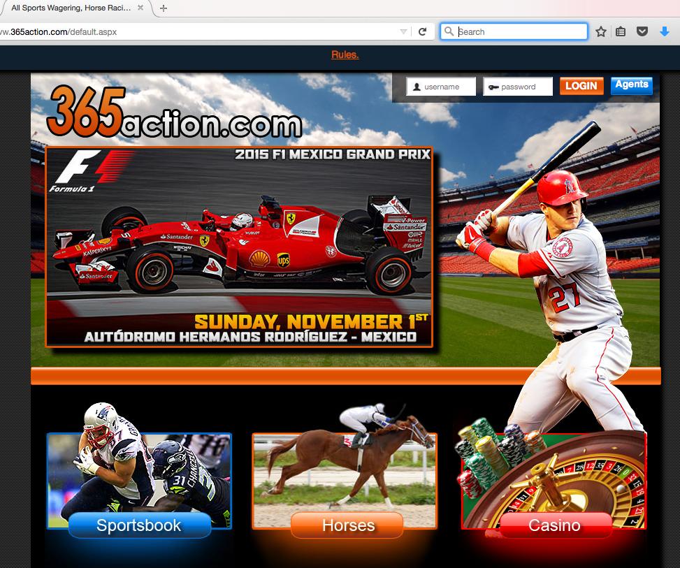 Columbia online gambling laws